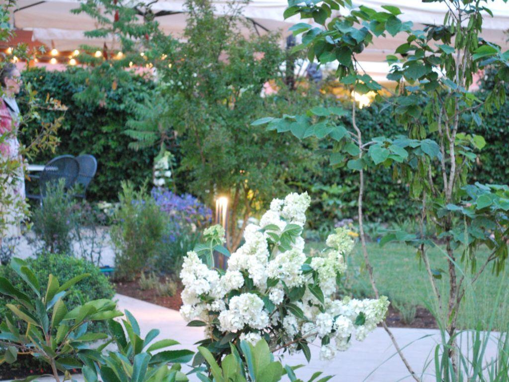 Garten und Außen